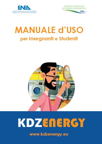 KDZENERGY - MANUALE D'USO per Insegnanti e Studenti