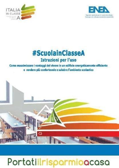 #Scuola in Classe A - Istruzioni per l'uso