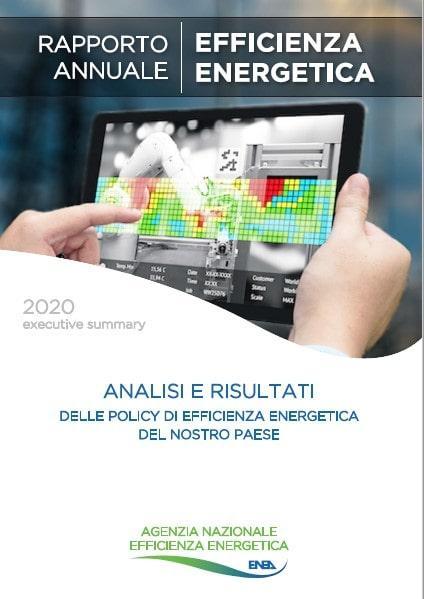 Rapporto Annuale sull'Efficienza Energetica 2020