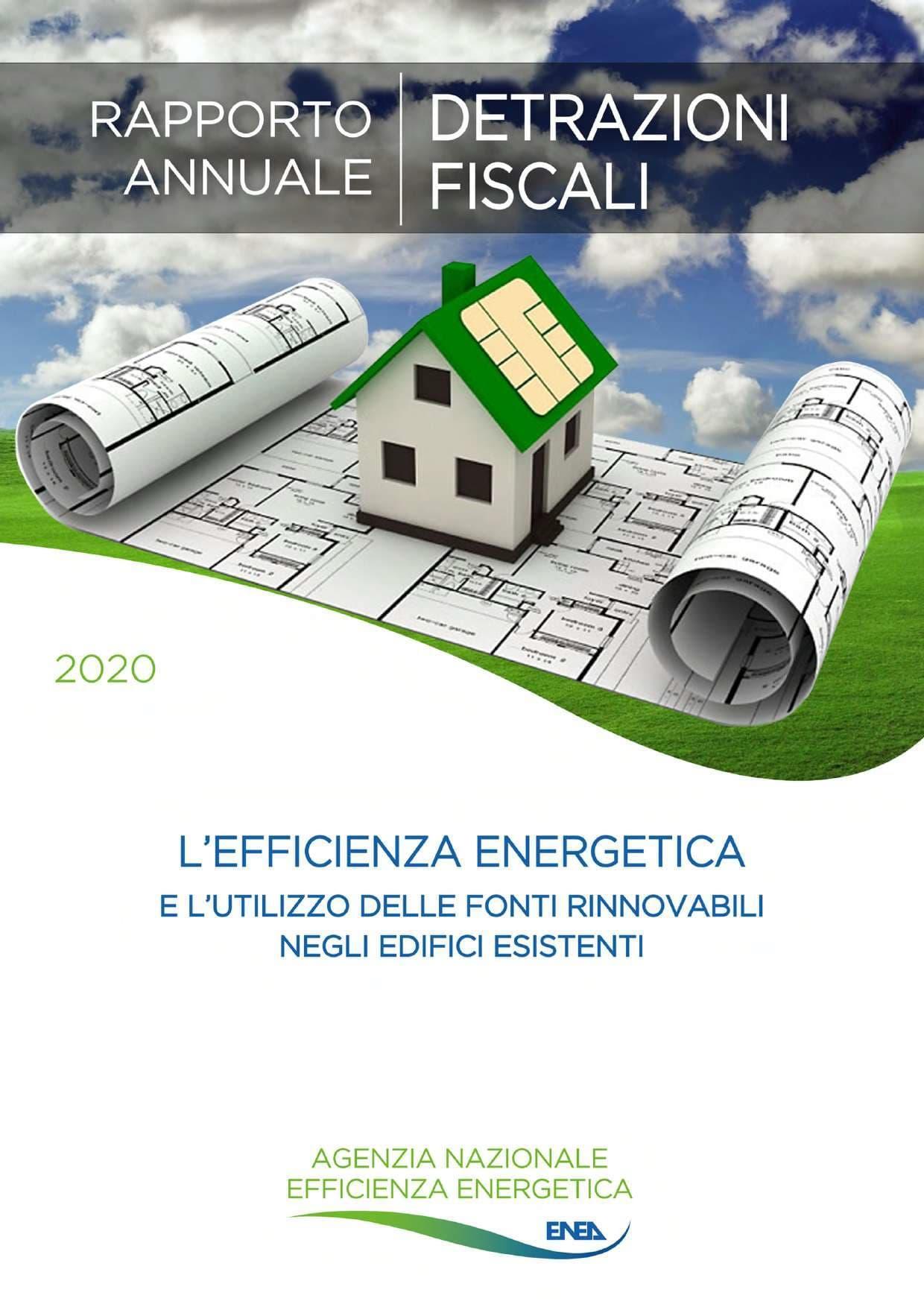 Rapporto Annuale sulle DETRAZIONI FISCALI 2020