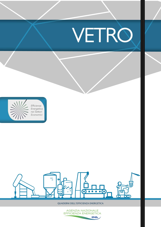 Copertina Opuscolo Quaderni dell'Efficienza Energetica - VETRO