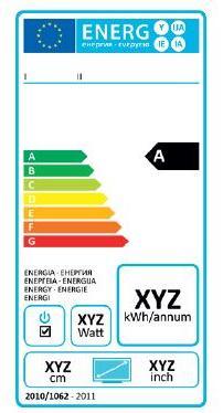 Etichetta obbligatoria dal 30 novembre 2012