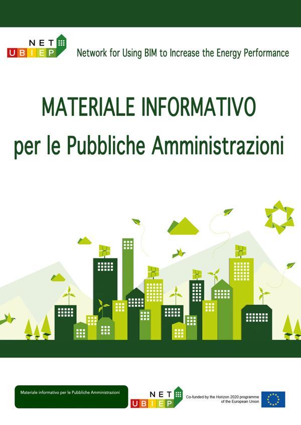 Materiale informativo per la Pubblica Amministrazione