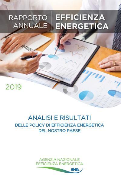Rapporto Annuale sull'Efficienza Energetica 2019