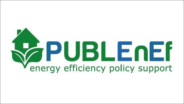 "Progetto PUBLENEF ""Supporting Public Authorities for Implementing Energy Efficiency Policies"""