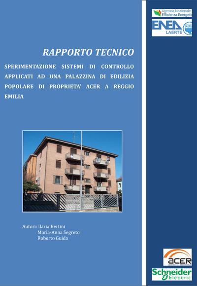 Rapporto Tecnico Emilia Romagna